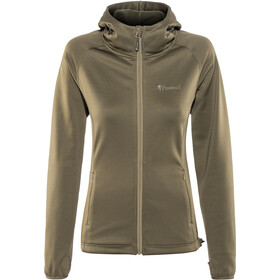 Pinewood Himalaya Activ Fleece Sweater Dam hunting olive